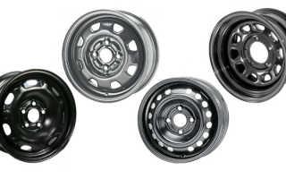 Виды колесных дисков — литье, ковка, штамповка и составные