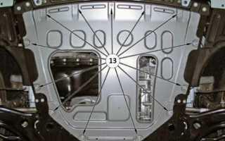 Замена масла и масляного фильтра на автомобилях Лада Веста