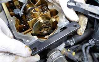 Пежо-308: замена цепи своими руками. Проверка износа цепи, инструменты и необходимые запчасти