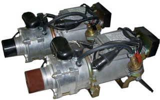 Предпусковой подогреватель двигателя: своими руками или фирменный