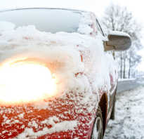 Полезные советы автомобилисту зимой — эксплуатация авто зимой