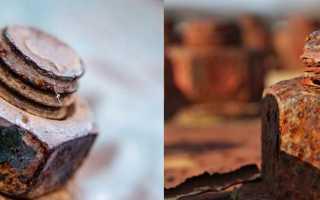 Как открутить прикипевший болт? 6 способов на вкус и цвет