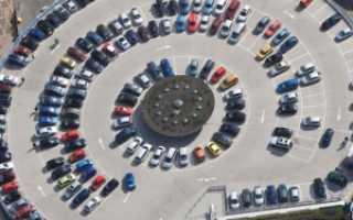 Сколько метров до пешеходного перехода разрешена парковка? Правила парковки
