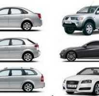 Типы кузовов легковых автомобилей – полный обзор