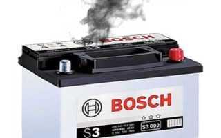 Аккумулятор кипит при зарядке: при езде на машине и от зарядного устройства, причины почему шипит и булькает