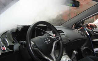 Как просушить салон автомобиля? Способы и полезные советы