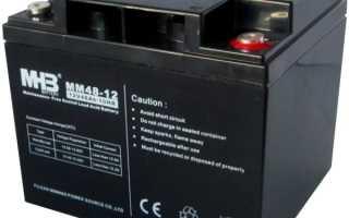 Как определить уровень электролита в необслуживаемом аккумуляторе