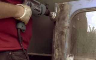 Личный опыт ремонта кузова уаз 469 своими руками. все не так сложно
