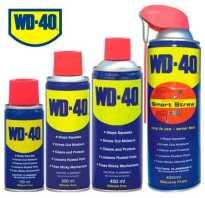 Можно ли смазывать подшипники, используя WD-40