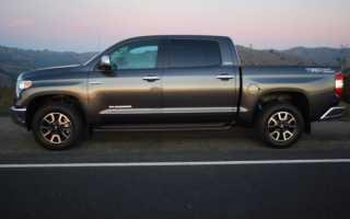 Тест драйв Toyota Tundra – обзор технических характеристик