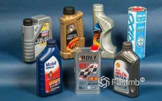 Интересные новинки на рынке моторного масла 2020