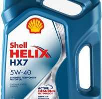 Shell Helix HX7 5W 40: технические характеристики, синтетика или полусинтетика