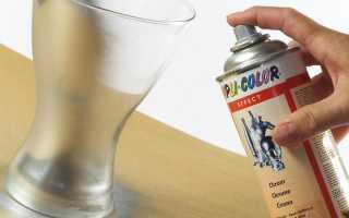 Хром краска в баллончиках для создания хромированных покрытий