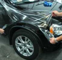 Антигравийная защита кузова автомобиля своими руками. 3 вида полный обзор