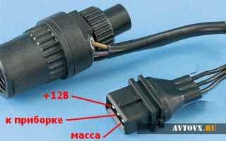 Лада ВАЗ-2110 (2111, 2112). Неисправности датчика скорости