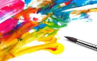 Полезная информация » Виды и особенности краски для аэрографии