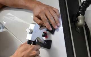 Способы устранения вмятин на кузовных элементах автомобиля