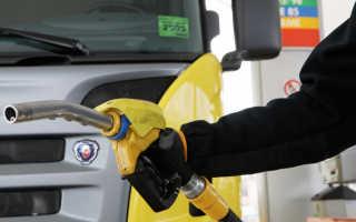Плотность бензина и других нефтепродуктов