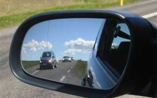 Зеркало заднего вида: виды,устройство,описание,фото,видео.