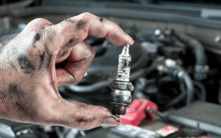 Инструкция по замене свечей зажигания в автомобиле самому