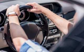 Руль бьет на малой скорости или при торможении, что делать?