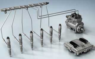 Проверка форсунок дизельного двигателя – самостоятельная диагностика